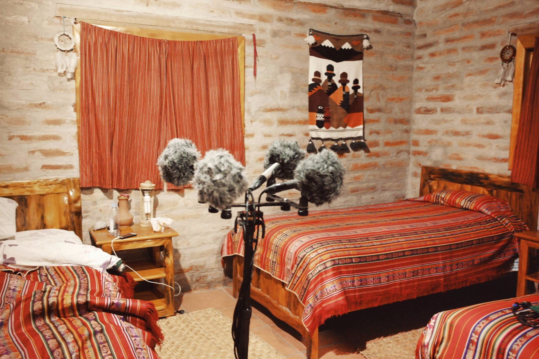 Traditionnal Andean Roomtone