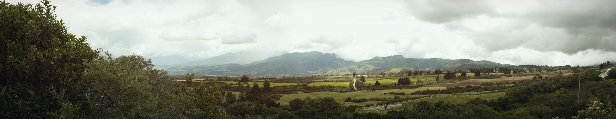 Otavalo Valey