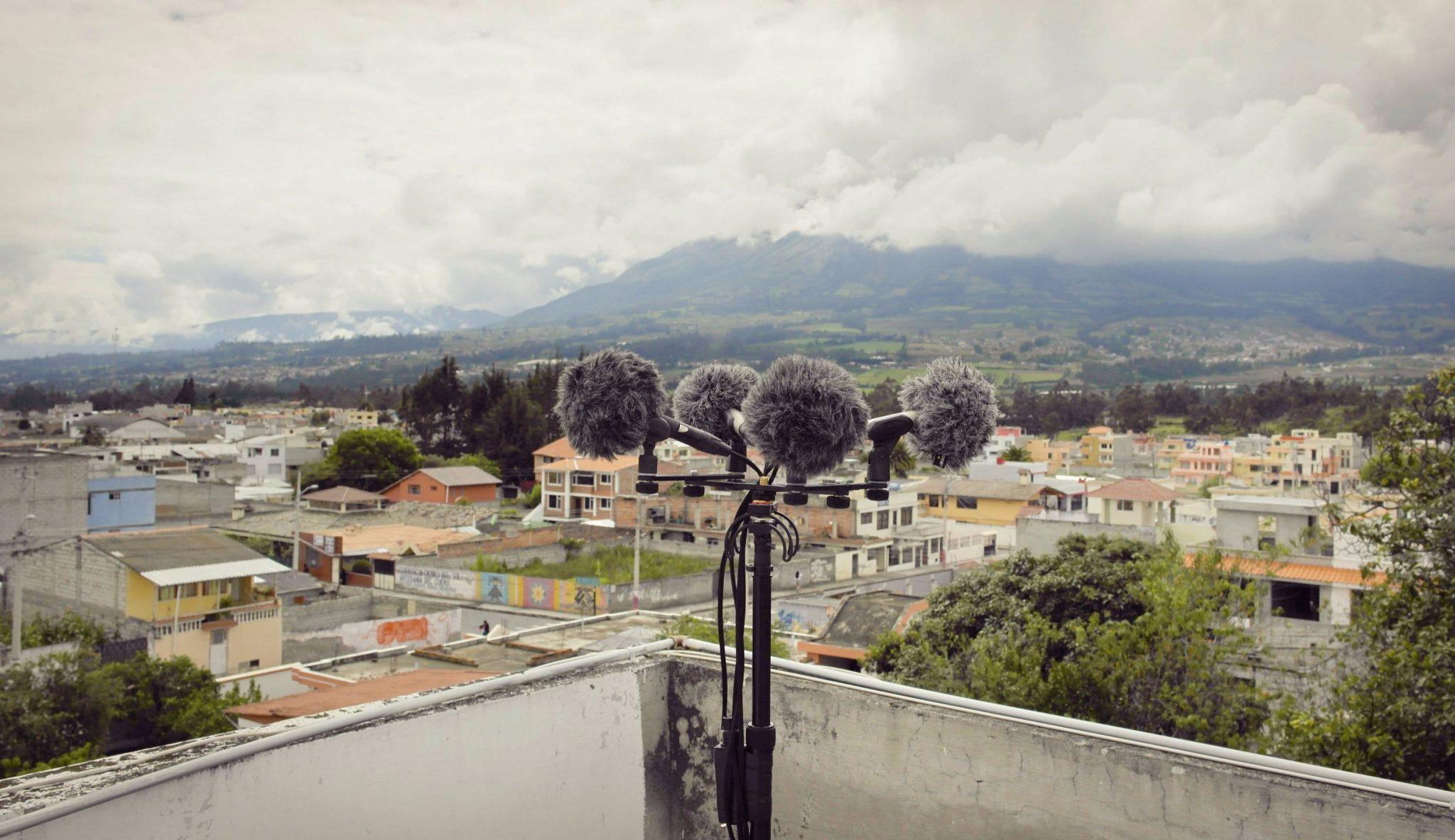 rooftop ambience ecuador