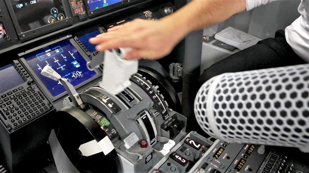 recording plane