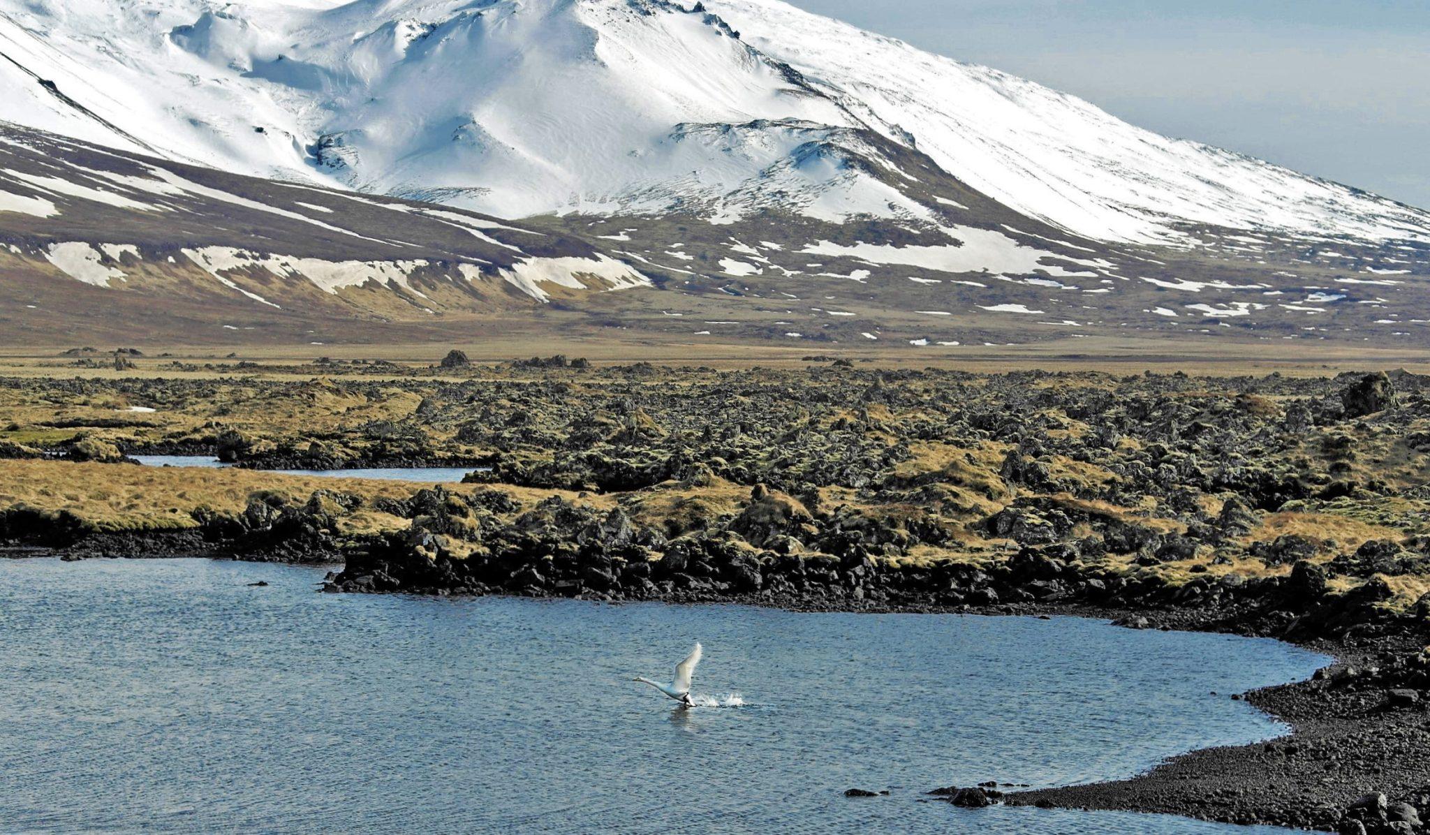 Snaefellsjoküll National Parc, Iceland