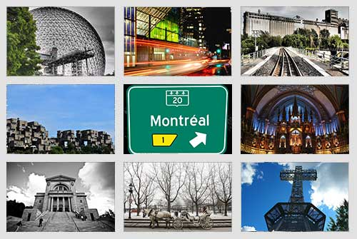 Montreal 365 project