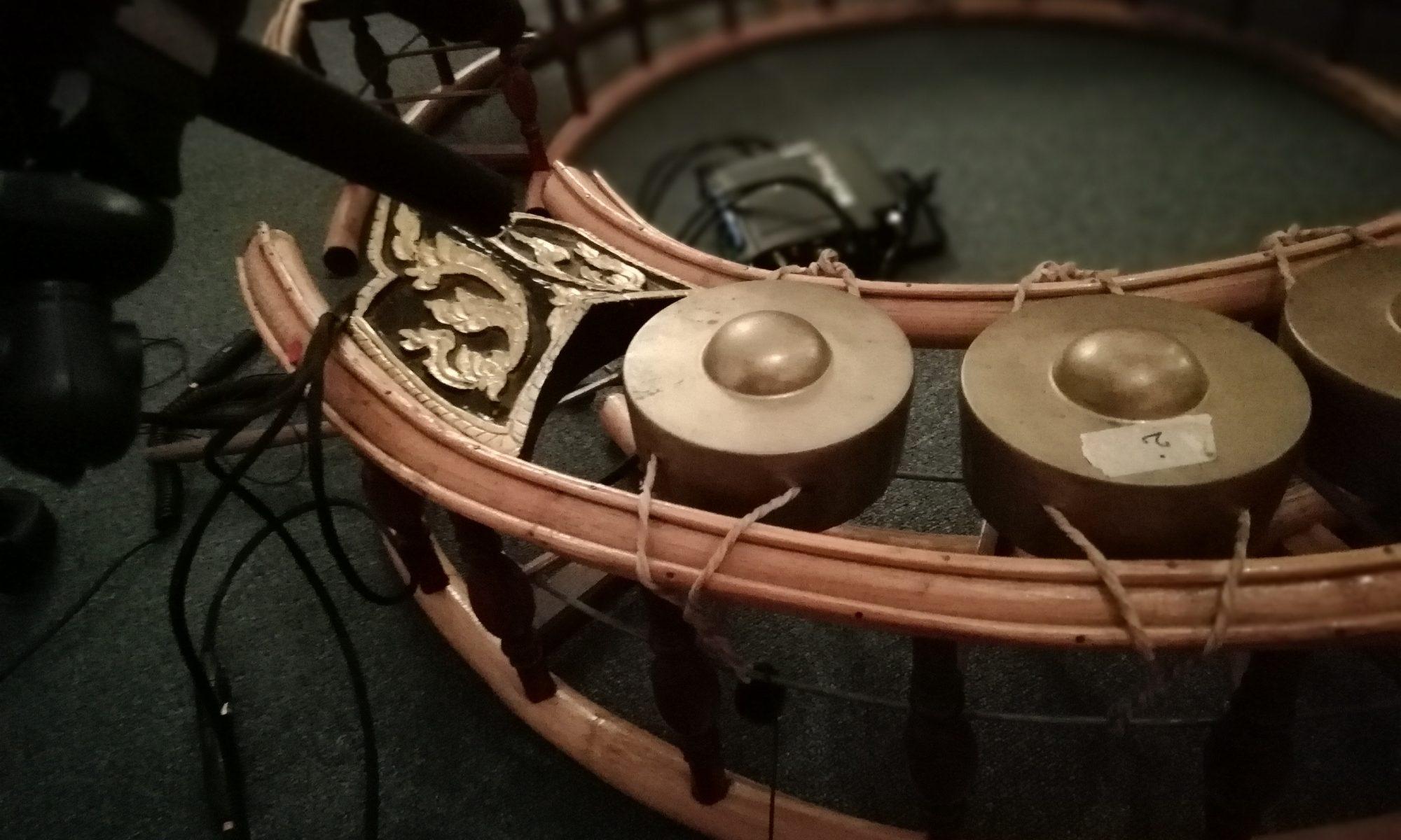 Thai gong Recording