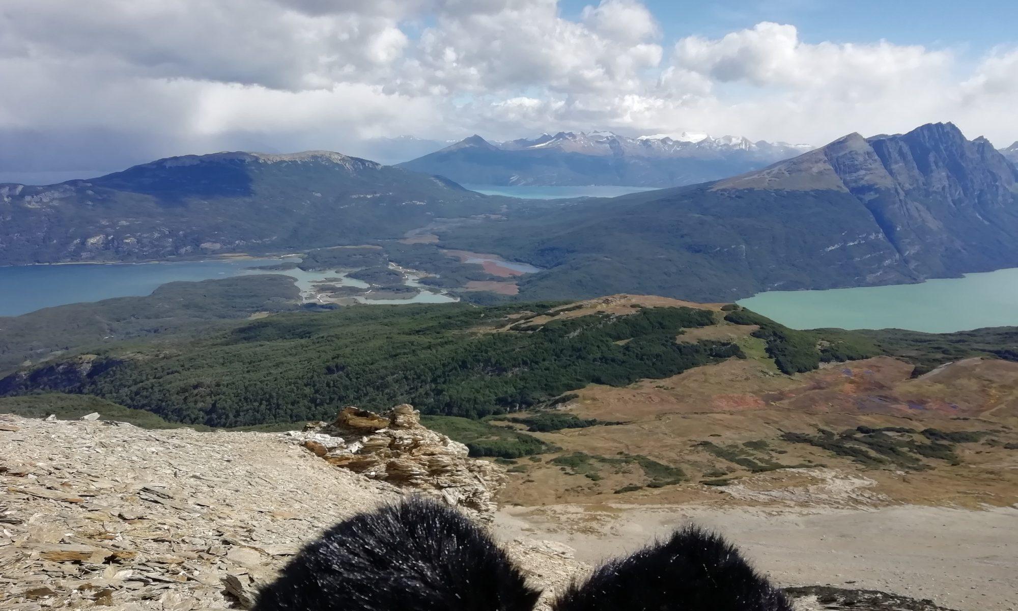 Tierra Del Fuego Recording