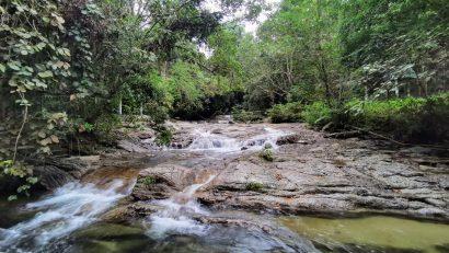 Air Terjun Batu Berangkai